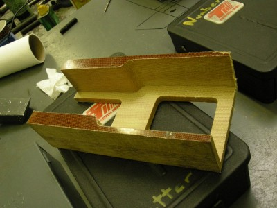 Phenolic Block Finished