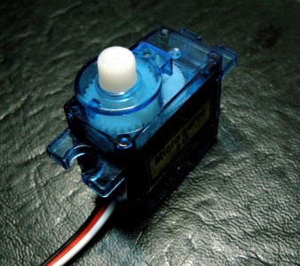 Chinese 9G RC Servo Photo
