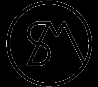 my logo for 8m
