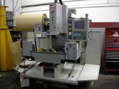 Haas Tool Room Mill TM-2