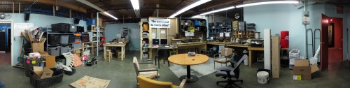 Edmonton New Technology Society Pano