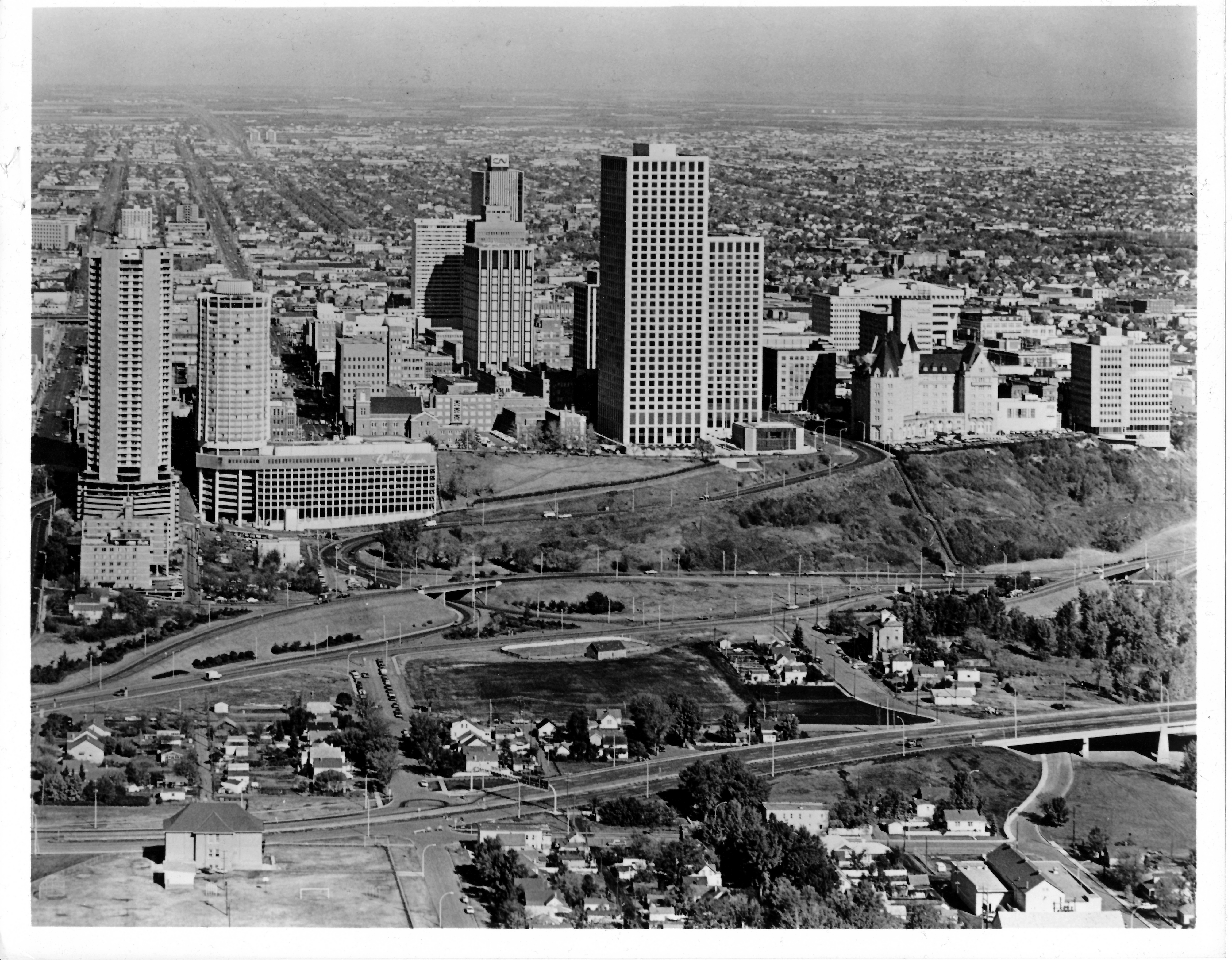 Edmonton Downtown 1974